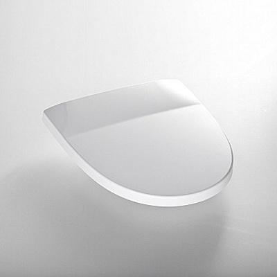 Porsgrund Seven D Hardplast Sete med  Faste Beslag