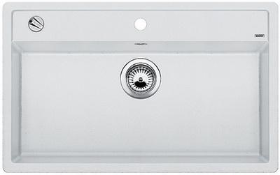 8 SGR Hvit Kjøkkenvask