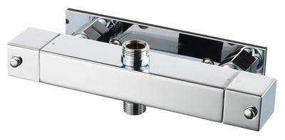 Level LEQ269 dusjbatteri med uttak opp og ned