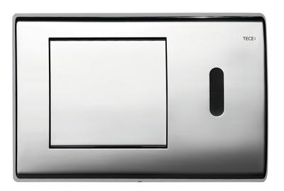 Tece Tec Eplanus Elektr. M/Ir Sensor. 230/12 V. Forkrommet