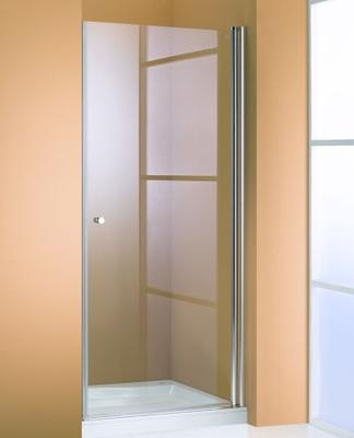 Rett dusjvegg, 100 cm