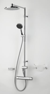 Oras Cubista Shower Kit System