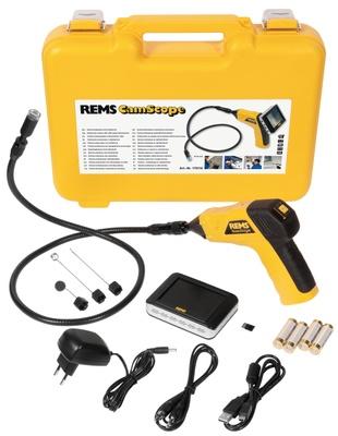 REMS CamScope sett 16-1 Mini Inspeksjonskamera