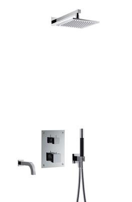 Tapwell Box Square Box Square8368 komplett innbyggingssystem