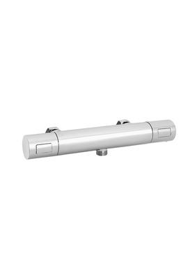 Hafa Mix round dusjbatteri 150cc krom