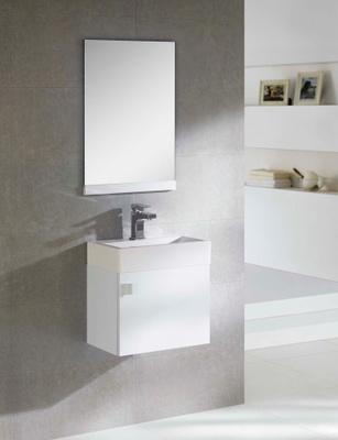 Bathco Paris Møbelpakke hvit matt