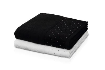 Swarovski Håndkle 30x50 hvit