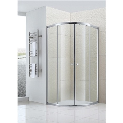90x90x190cm SILJE SAFE dusjhjørne med laminert glass