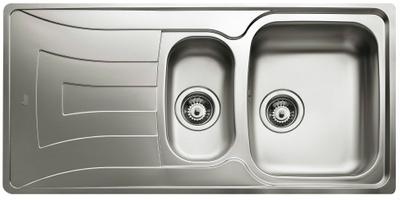 Intra Universo Kjøkkenvask UNI150D-WT
