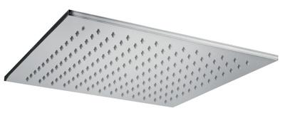 Tapwell ZSOF078 Takdusj firkantet 30x30