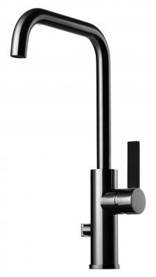 Tapwell ARM984 Krom/Sort Kjøkkenbatteri m. avst.