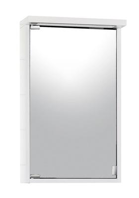 Noro Speilskap Alva 420 Hvit Matt