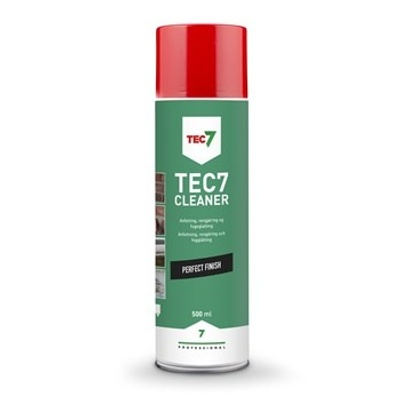 Tec7 Cleaner 500 ml aerosol, Universelt rense-/avfettingsmiddel