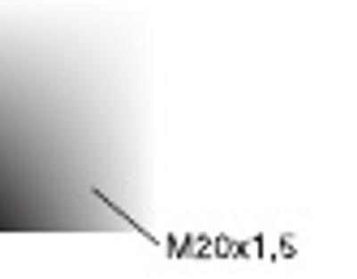 KRANOVERDEL M20x1,5 (15)
