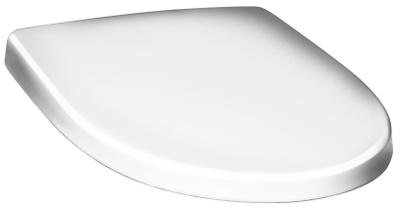 Toalettsete Lux, hardplast, med Soft Close og Quick Release