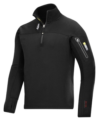 Snickers 9435 Body Mapping, Microfleece genser