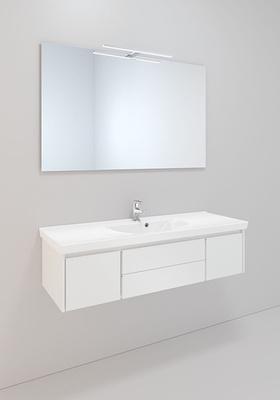 LinnBad Servant Lc/Flexline 1200 Porselen Senterhu