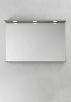 Hafa Speil Store Ledspots Grå 1000