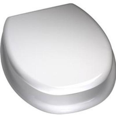 Duschy Duschy toalettseter Toalettsete Mdf Hvit Lakkert