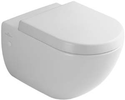 Villeroy & Boch Subway Toalettskål for veggmontering, 565x375 mm