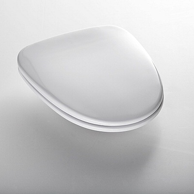 Porsgrund Viva  Toalettsete, Hardplast