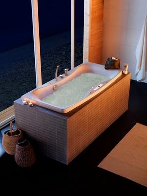 Westerbergs Ocean 160SQ Comfort 2.0 Massasjebadekar