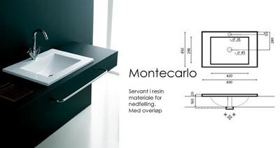 Bathco Montecarlo Servant