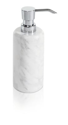 Möve Marble Stone Dispenser Snow