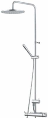 Mora Inxx dusjbatteri m/S5 Shower System kombinasjonsdusj m/250 dusjkopp, krom