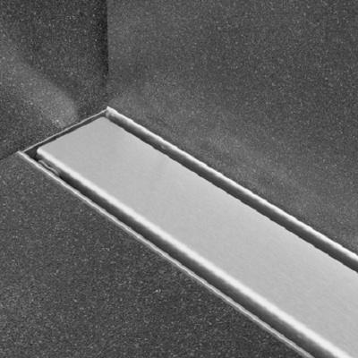 Linje sluk, 1000x75 mm