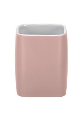 Cubic Toothmug Pastell Rosé