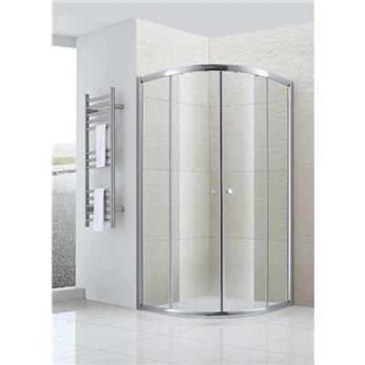 80x80x190cm SILJE SAFE dusjhjørne med laminert glass