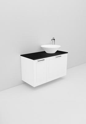 Noro Flexline Modell 67.2 900 H Hvit Mat Ramme