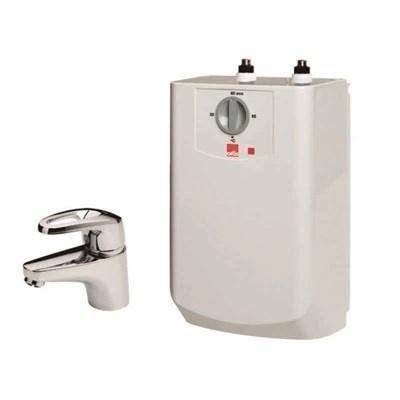 Servantkran med vannvarmer