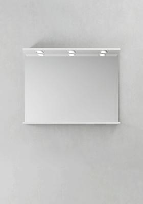 Hafa Speil Store Ledspots Hvit 900