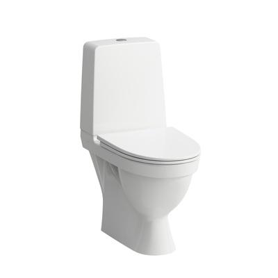Laufen Kompas Toalett rimless med skjult P-lås