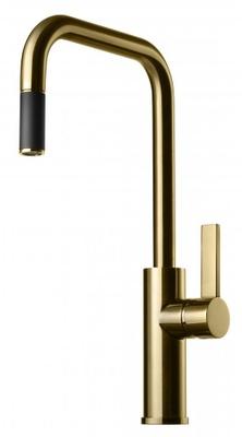Tapwell ARM985 Honey Gold Kjøkkenbatteri