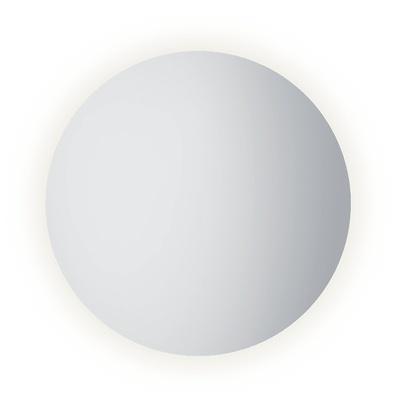 Foss Moon 80 rundt speil med lys/antiduggø80