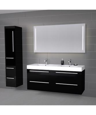 IDA 150 Speil m/lys og stikk