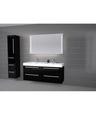 IDA 140 Speil m/lys og stikk