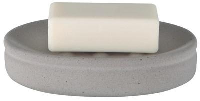Spirella Cement Såpekopp grå