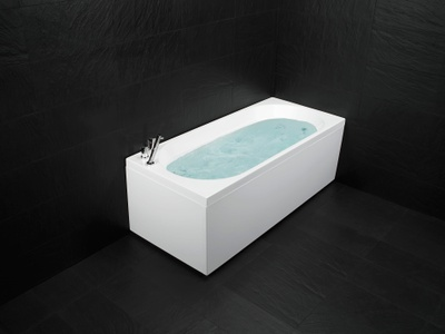 160SQ Comfort 2.0 Massasjebadekar