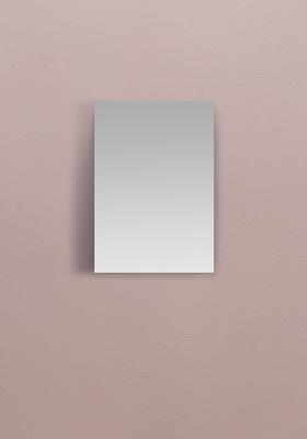 Hafa Go speilskap 450 hvit,