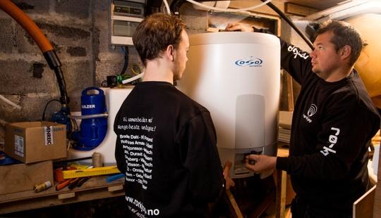 Oppfyller din varmtvannsbereder EUs nye krav?