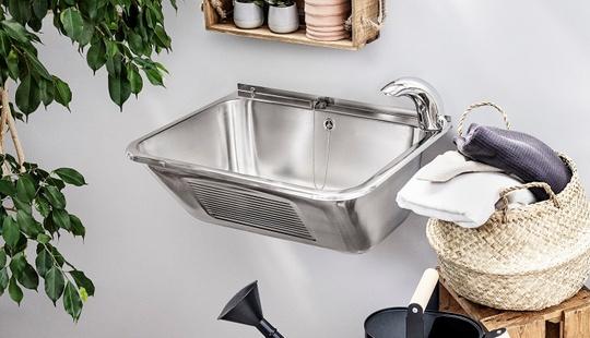 Slik velger du riktig utslagsvask