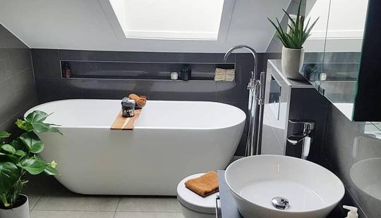 Lønner det seg å pusse opp badet? | Rørkjøp