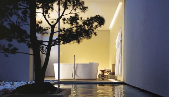 En oase av velvære på badet