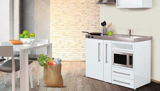 Minikjøkken, et lite kjøkken for deg med liten plass