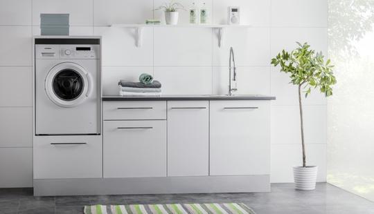 Velg et vaskerom som varer