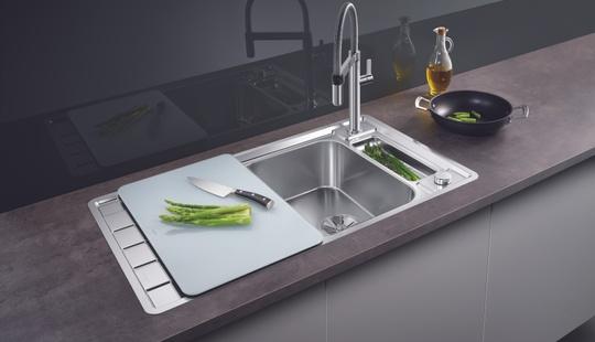 Kjøkkenvaskens vidunderlige verden